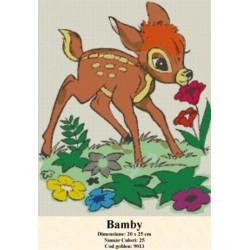 Model goblen Bamby