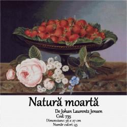 Model goblen Natura moarta