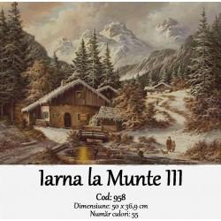 Kit goblen Iarna la Munte III