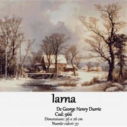 Model goblen Iarna de George Henry Durrie