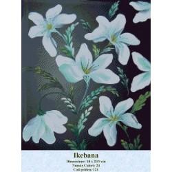 Model goblen Ikebana