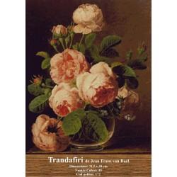 Set goblen  Trandafiri de Jean Frans van Dael