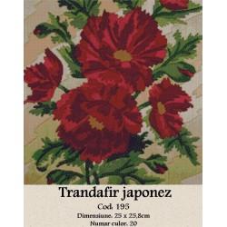 Kit goblen Trandafir japonez