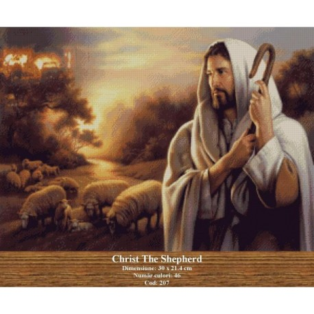 Set goblen  Christ The Shepperd