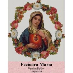 Set goblen  Fecioara Maria