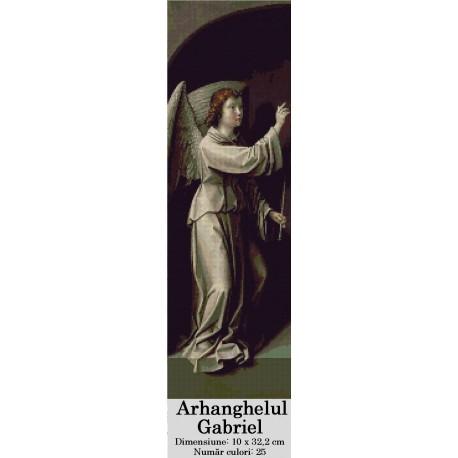 Kit goblen Sfantul Arhanghel  Gabriel