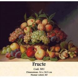 Kit goblen Fructe