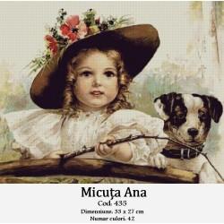 Set goblen  Micuta Ana