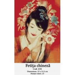 Kit goblen Fetita chineza