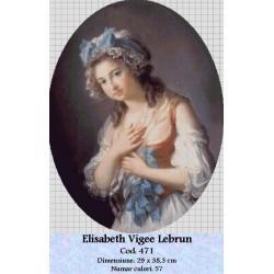 Set goblen  Elisabeth Ligee Lebrun
