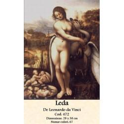 Kit goblen Leda