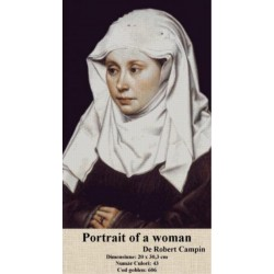 Set goblen  Portrait of a woman