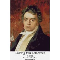 Model goblen Ludwig van Beethoven