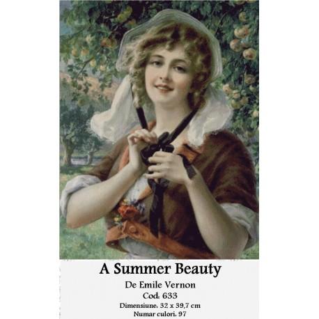 Set goblen  A Summer Beauty