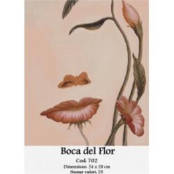 Model goblen Boca del Flor