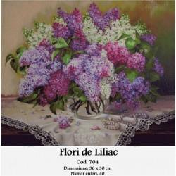 Kit goblen Flori de liliac