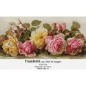 Set goblen  Trandafiri de Paul De Longpre