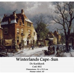 Kit goblen Winterlands Cape Sun