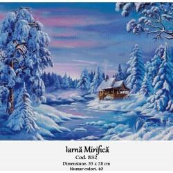 Set goblen  Iarna mirifica