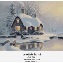 Set goblen  Seara de iarna
