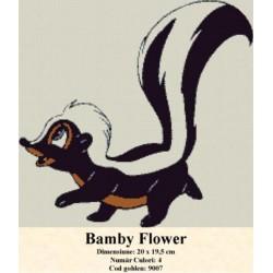 Model goblen Bamby flower
